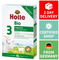 Holle Organic Infant GOAT Milk Formula Stage 3