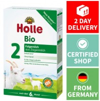 Holle Organic Infant GOAT Milk Formula Stage 2