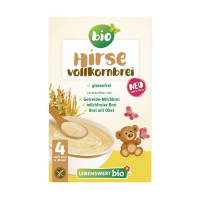 Lebenswert bio Organic Millet Whole-Grain Mash