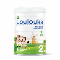 Loulouka Stage 2 Organic (Bio) Follow-on Infant Milk Formula