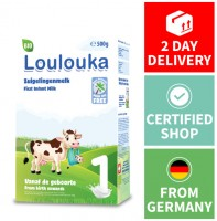 Loulouka Stage 1 Organic (Bio) Infant Milk Formula