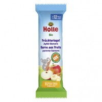 Holle Organic Fruit Bar Apple & Banana