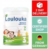 Loulouka Stage 3 Organic (Bio) Follow-on Baby Milk Formula