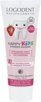 Logona Kids Strawberry Dental Gel