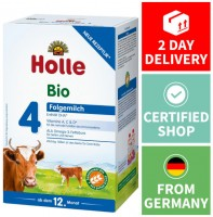 Holle Organic Toddler Growing-Up Milk Stage 4