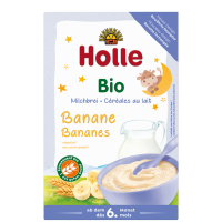 Holle Organic Milk Cereal with Banana