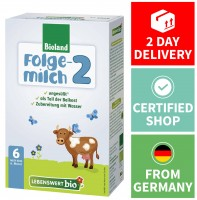 Lebenswert Organic Follow-Up Formula Stage 2