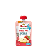 12x Fruit Pouches - Apple Ant - Apple with Banana & Pear