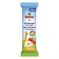 Holle Organic Fruit Bar Apple & Pear