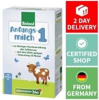 Lebenswert Organic Infant Formula Stage 1
