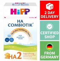 HiPP Hypoallergenic (HA) Stage 2 Infant Milk Formula