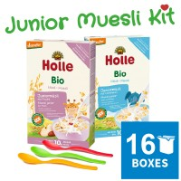 16x Holle Junior Muesli Kit