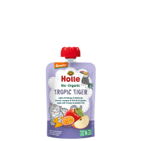 12x Fruit Pouches - Tropic Tiger - Apple with Mango & Passion Fruit