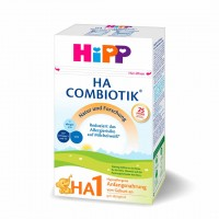 HiPP Hypoallergenic (HA) Infant Formula Stage 1