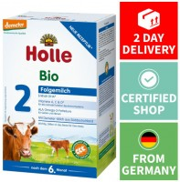 Holle Organic Infant Follow-On Formula Stage 2