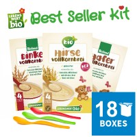 18x Lebenswert Cereal Best Seller Kit