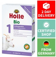 Holle Organic Infant GOAT Milk Formula Stage 1